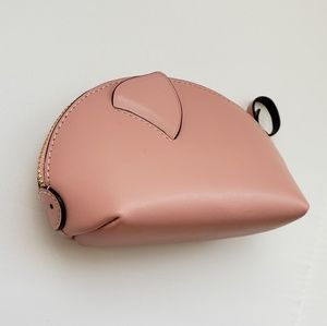 Rare 🐖 Coach Year of the Pig Pink Coinpurse